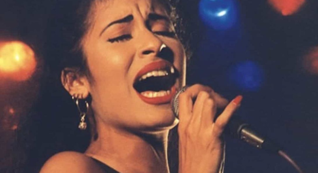 Selena in concert Fort Worth, TX 1994