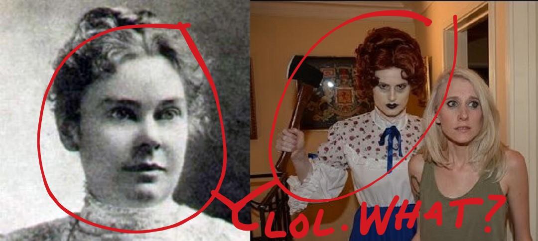 Real Life Lizzie Borden vs. Movie Lizzie Borden