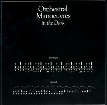 Peter Saville's design of O.M.D.'s single