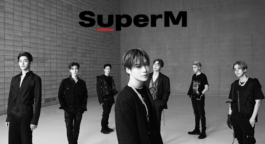 SuperM group photo