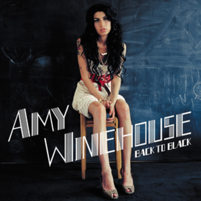 album art for Back to Black by Amy Winehouse