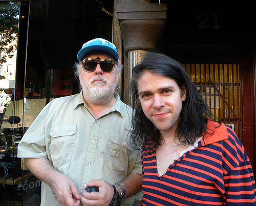 Ariel Pink and R. Stevie Moore