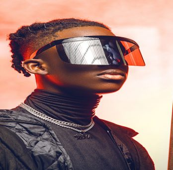 Rema showing dripvision