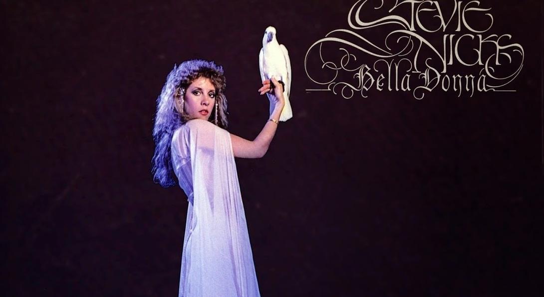 Bella Donna by Stevie Nicks album art