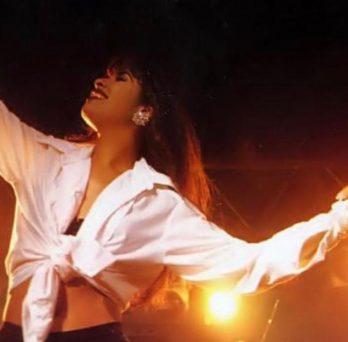 Selena performing - 1994 Fort Worth, TX