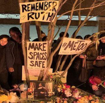 Ruthie George's Memorial