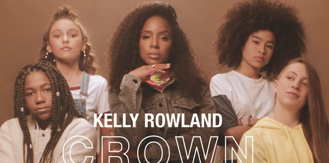 single art for the song Crown by Kelly Rowland