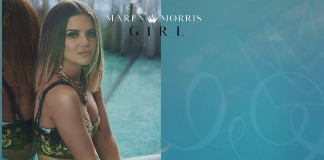 single art for the song GIRL by Maren Morris