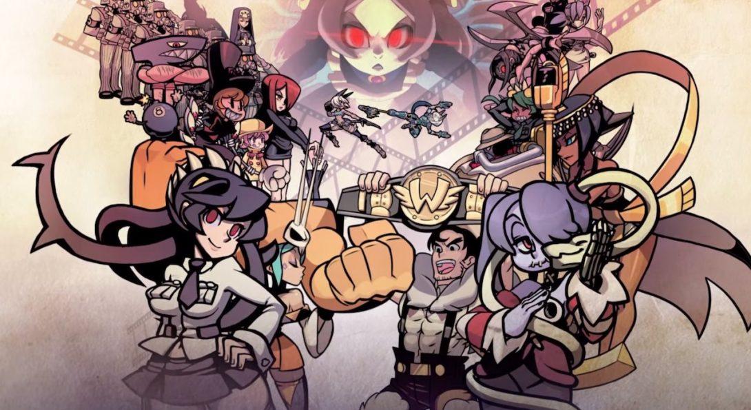 Skullgirls for Nintendo Switch Box art