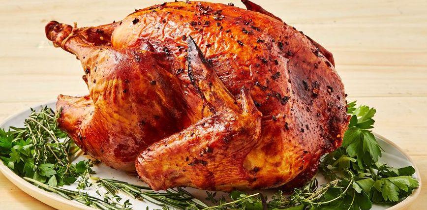 Turkey! Yummy delicious stuff, alright